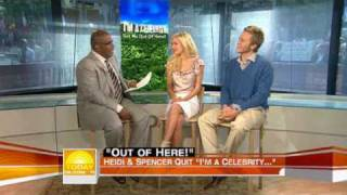 Al Roker Ripps Heidi & Spencer To Pieces on The Today Show