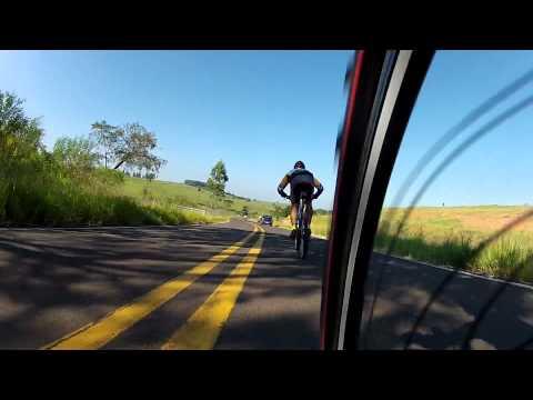 Encontro de Cicloturistas em Agudos - SP - Abril 2012