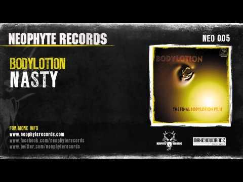 Bodylotion - Nasty