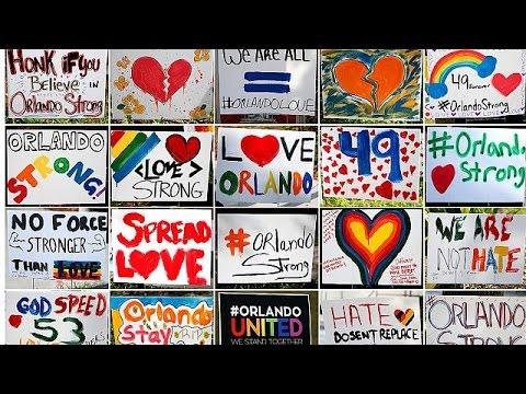 ΗΠΑ: Πένθος δίχως τέλος στο Ορλάντο