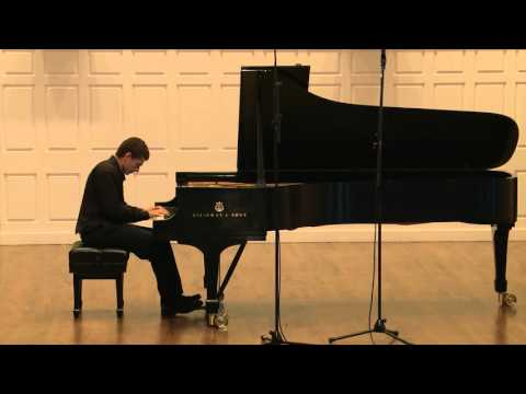 See video Bach French Suite no.5 in G major