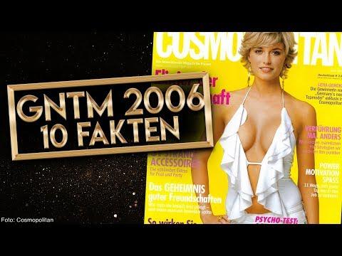 10 Fakten zu GNTM 2006   1. Staffel