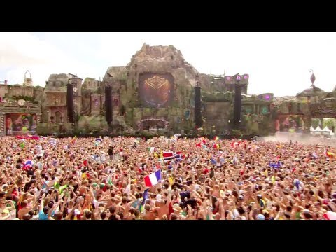 LIVE from Tomorrowland 2013 Main Stage