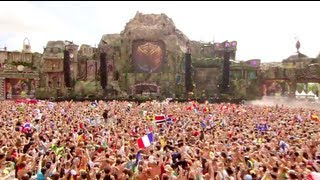 NERVO - Live @ Tomorrowland 2013