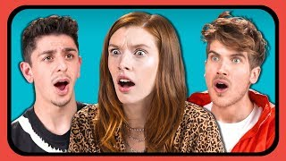 Video YouTubers React To 10 Viral Videos From 10 Years Ago (Try Not To Feel Old Challenge) MP3, 3GP, MP4, WEBM, AVI, FLV Agustus 2019