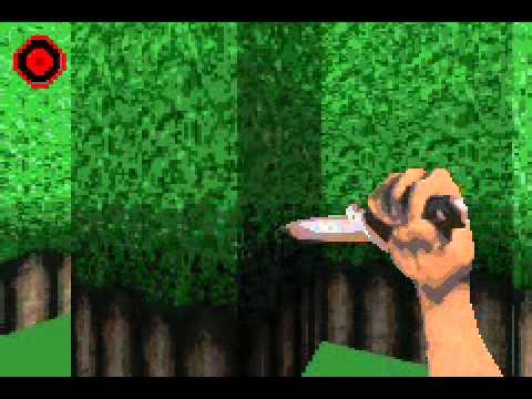 Ballistic: Ecks vs. Sever (gameplay) [GBA]