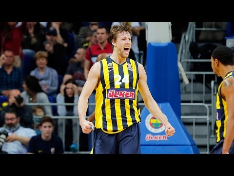 Highlights: Playoffs Game 1 vs. Maccabi Electra Tel Aviv