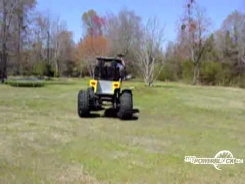 myPowerBlock: Monster Golf Cart