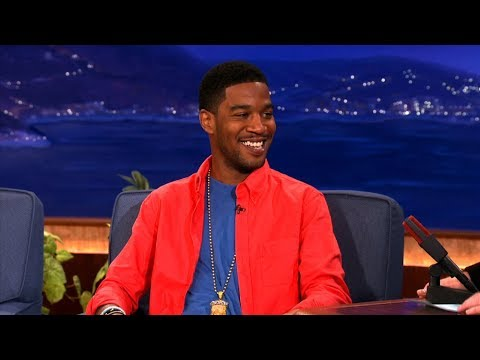 "Scott ""Kid Cudi"" Mescudi Interview Part 02 - Conan On TBS"