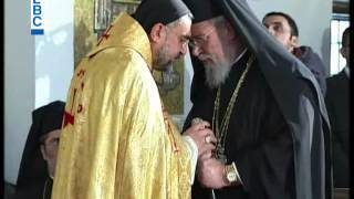 موارنة قبرص يحتفلون بعيد القديس مارون بمشاركة الرئيس القبرصي