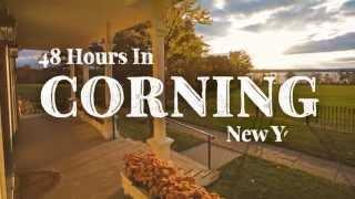 Corning (NY) United States  city photos gallery : 48 hours of Fall Bliss in Corning, NY
