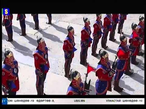 Монгол гэдэг эрхэм нэрийг дэлхийн дайтад хүргэсэн нь Монгол цэргийн гавьяа