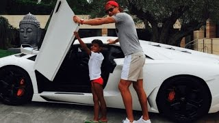 CRISTIANO RONALDO - BEST SUPERCARS - SUBSCRIBE FOR MORE AWESOMENESS!!!
