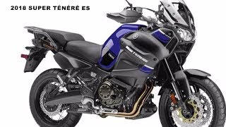 9. 2018 Yamaha Super Tenere ES : Brings Adventure on Every Ride With a Powerful
