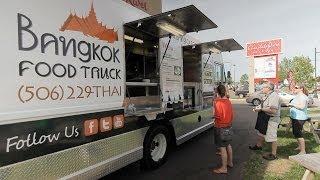 Bangkok Thai Food Truck - Meet Moncton