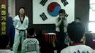 Diamond Bar (CA) United States  City new picture : SNSD - Tiffany doing Tae Kwan Do Speech In Diamond Bar, CA