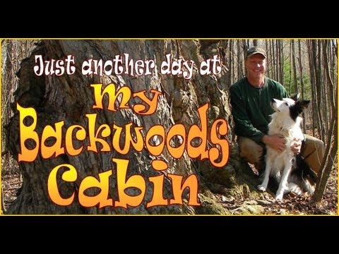 Cabin - More footage from the cabin, including some cabin updates, Dutch oven cooking and more Frankie antics. Royalty free audio files provided by audiomicro.com.
