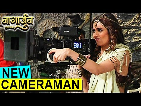 Karishma Tanna SHOOTING The Fight Scene | Naagarju