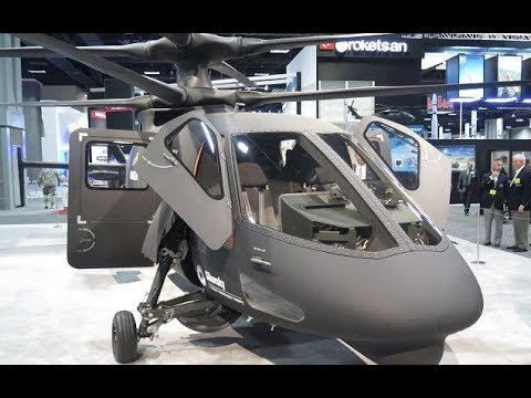 Sikorsky S-97 Raider is high-speed...