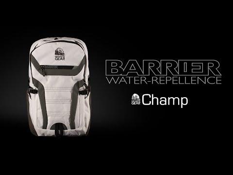 Відео огляд міського рюкзака Granite Gear Champ 29 Alt Jay/Chromium/Rodin