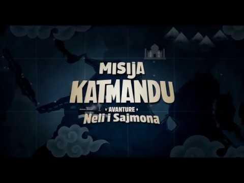 MISIJA KATMANDU: AVANTURE NELI I SAJMONA 3D - Oficijelni trailer - mcf.ba