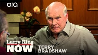 Download Lagu Could Duck Dynasty's Phil Robertson Have Made It Into The NFL? | Terry Bradshaw | Larry King Mp3