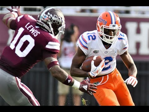 Video: Van Jefferson: Florida Gator -