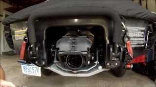 8. Seadoo 4-Tec Pump Removal/Install pre iBR part 1