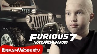 Nonton Furious 7 Parody: A Little Fast A Little Furious | TRAILER PARODY Film Subtitle Indonesia Streaming Movie Download