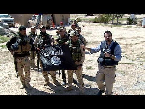Ιράκ: Νάρκες και καμικάζι αφήνουν υποχωρώντας οι τζιχαντιστές