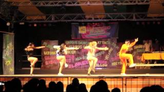 World Reggae Dance ChampionShip 2013 Guest Dance Performance JAPAN SQUAD