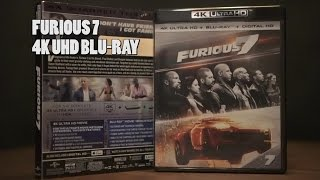Nonton Furious 7 4K UHD Blu-Ray Unboxing DTS-X Audio/ Video Review Film Subtitle Indonesia Streaming Movie Download