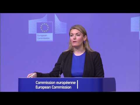 Κομισιόν: Oι θεσμοί είναι σε επαφή με τις ελληνικές αρχές