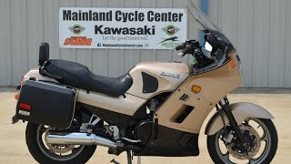 3. $4,399: 2005 Kawasaki Concours 1000 Pre-Owned Motorcycle For Sale
