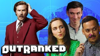 Top 10 Comedy Movies of the 2000s - OUTRANKED TRIVIA GAME SHOW! Ep. 6