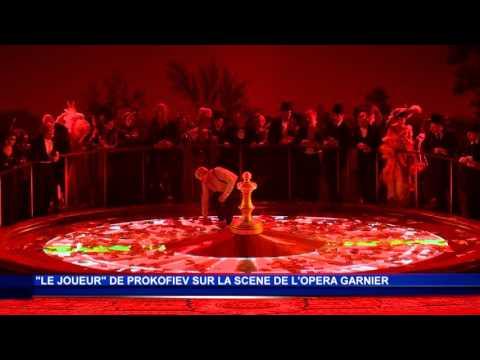 L'Opéra Garnier joue à la roulette russe avec Prokofiev