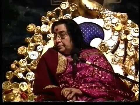 Пуджа Наваратри /1996/ - Лекция Шри Матаджи (видео)