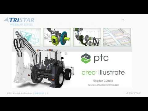 TriStar Webinar Replay: PTC Creo Illustrate - Creating Animation and Assembly Sequences