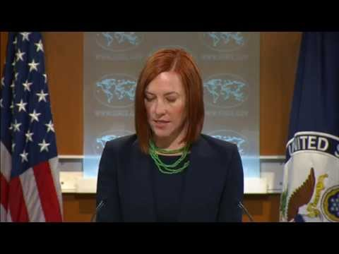 Daily Press Briefing: June 16, 2014