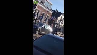 Polak bije trzech holenderskich policjantów na raz…