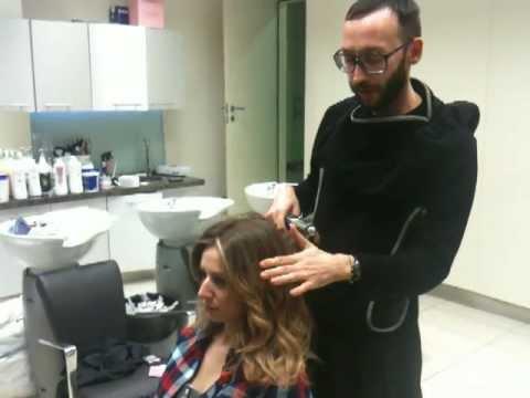 guestpost  0 Η τεχνική Ombre Hair, η Ελένη, ο Νικόλας και η Garnier.