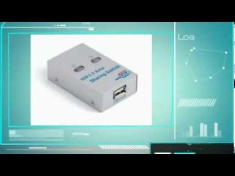 DRIVER USB Automatic Printer Scanner Sharing Switch