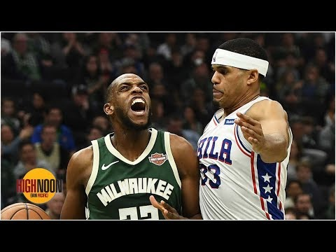 Video: Pacers couldn't get a meeting with Khris Middleton, Tobias Harris -- is that a problem? | High Noon