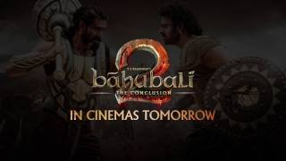 When two forces prepare for a showdown in the battlefield, it's bound to be a sight like never before. Get ready for breath-taking action, nail biting suspense and an edge of the seat experience of a lifetime!Baahubali 2 - The Conclusion releases in cinemas tomorrow, 28th April. The world premiere is today, 27th April.Book your tickets now - https://goo.gl/12LfwW & https://goo.gl/F20n59Presented by Karan Johar & AA FilmsDirected by S.S. RajamouliBaahubali 2 stars Prabhas, Rana Daggubati & Anushka Shetty.Join the conversation - #Baahubali2Subscribe for Regular Updateshttp://goo.gl/tBtxttLike us on http://www.facebook.com/DharmaMoviesFollow us onhttp://www.twitter.com/DharmaMovieshttps://www.instagram.com/dharmamoviesCircle us on Google+https://plus.google.com/+DharmaMovies