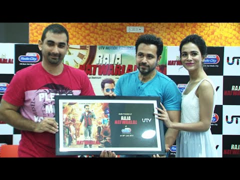 Emraan Hashmi, Humaima Malick Launch Song Of Movie Raja Natwarlal