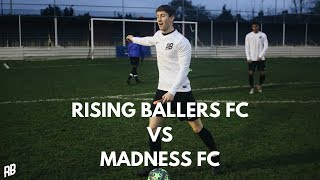 Video RISING BALLERS FC Vs. MADNESS FC | Goals, fights & more... MP3, 3GP, MP4, WEBM, AVI, FLV Desember 2018
