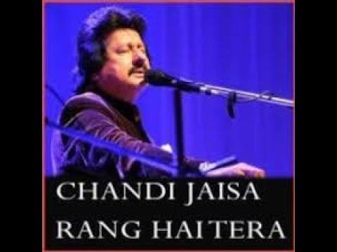 Video CHANDI JAISA RANG HAI TERA SANJ download in MP3, 3GP, MP4, WEBM, AVI, FLV January 2017