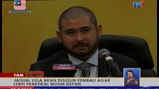 PERSATUAN Bola Sepak Malaysia (FAM) akan berbincang dengan semua pihak berkepentingan sebelum menyusun jadual perlawanan Liga Malaysia musim ...