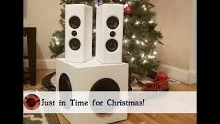 The Reveal MTM - DIY Speakers- FREE Build Plans w/ Sound Test