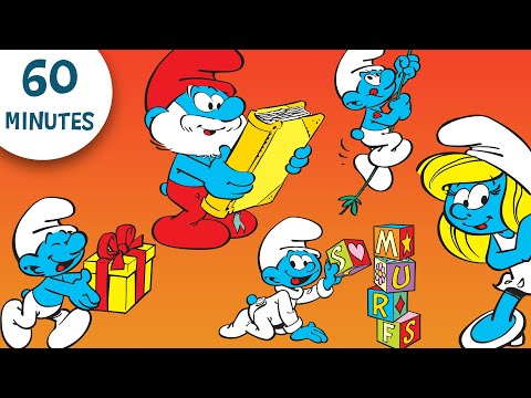 60 Minutes Of Smurfs • Compilation 1 • The Smurfs